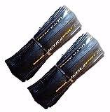 Continental Ultra Sport II 700c x 23mm Road Bike Folding Tires (PAIR - 2 TIRES)