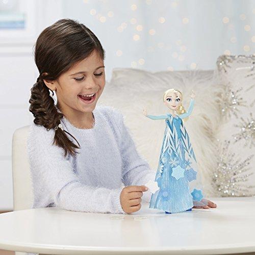 Disney Frozen Snow Powers Elsa Doll