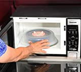 Home-X Pig Microwave Cover-Perfect Cover Splatter