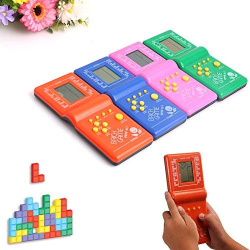 80 Off Dairyshop Retro Tetris Ladrillos Juguetes De Bolsillo De