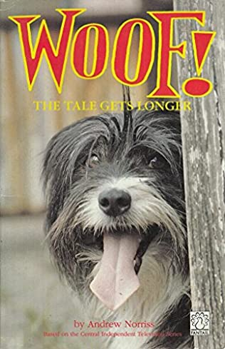 book cover of Woof!: Tale Gets Longer