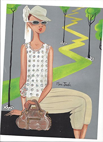 MAGAZINE PAPER AD For 2006 Illustrated Marc Jacobs Nordstrom (Marc By Marc Jacobs Nordstrom)