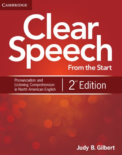 Clear Speech from the Start Student