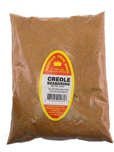 XL REFILL Marshalls Creek Spices Creole Seasoning, 30 Ounce