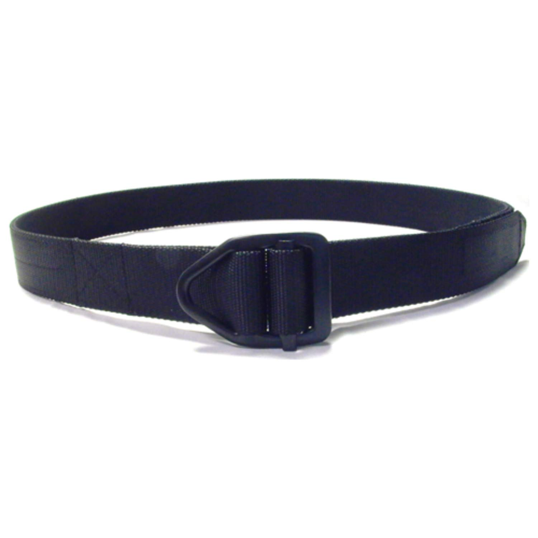 Bison Last Chance Hvy Duty Belt - Black Buckle - Navy (XL)