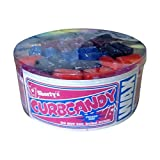 Shortys Skateboard Hardware SHORTY'S Curb Candy Wax 25 Piece Container