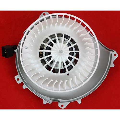 Evan-Fischer EVA25272017922 New Direct Fit Blower Motor for S-CLASS 92-99 Motor and Blade (140) Chassis With blower wheel