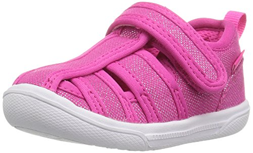 Stride Rite  Sawyer Fisherman Sandal (Toddler), Pink, 6 M US Toddler
