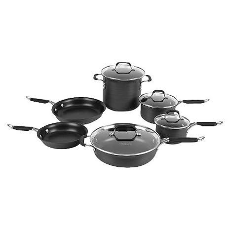 Amazon.com: Calphalon Kitchen Essentials Hard Anodized ...