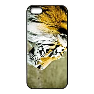 The Tiger Hight Quality Plastic Case for Iphone 5s