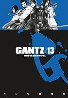 Gantz Volume 13 (英語) ペーパーバック