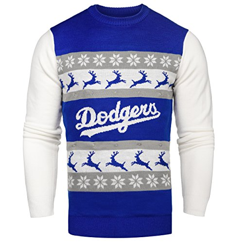 Los Angeles Dodgers Ugly Sweater, Dodgers Christmas Sweater, Ugly ...