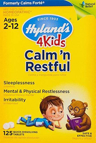 Hylands Restful Sleeplessness Restlessness Children product image