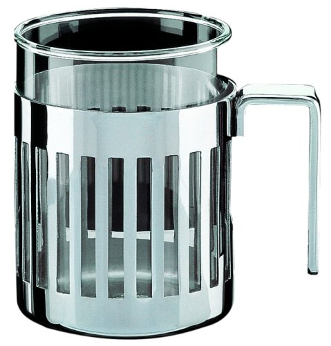 Aldo Rossi 12.5 oz. Mug with Heat Resistant Glass