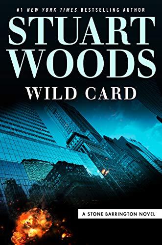 Delicate Stone - Wild Card (A Stone Barrington Novel Book 49)