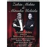 Zubin Mehta & Misuko Uchida
