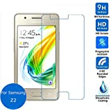 M.G.R Samsung Z2 [3D Touch Compatible - Tempered Glass] Screen Protector with 9H Hardness, Premium Crystal Clarity and Scratch-Resistant