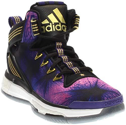 0f3fbb75c73d ... sale galleon adidas d rose 6 boost j k black purple gold 7 m us big kid