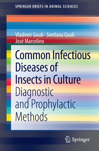 Common Infectious Diseases of Insects in Culture: Diagnostic and Prophylactic Methods (SpringerBriefs in Animal Sciences