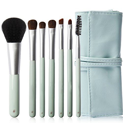 HopeMate Makeup Brushes 7 PCs Makeup Brush Set Foundation Br