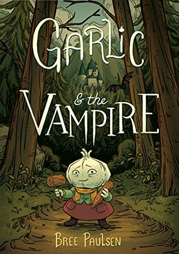 Book Cover: Garlic and the Vampire