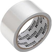 Wolfpack 14060120 Cinta Adhesiva Aluminio 48mmx10m