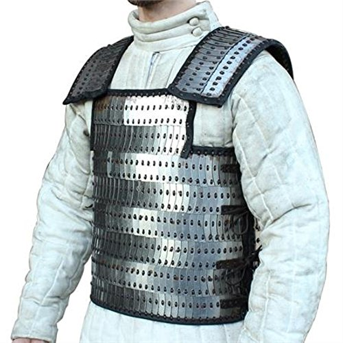 Authentic Reproduction Ancient Roman Lamellar Scale Armor by General Edge