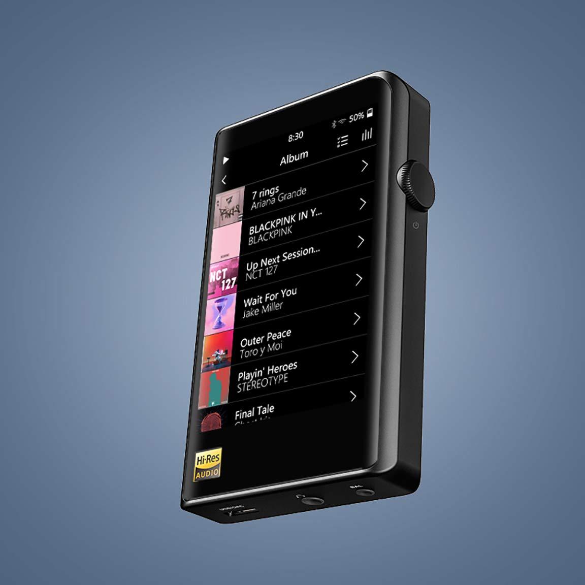 Amazon com: Shanling M2x Portable Music Player HiFi Music