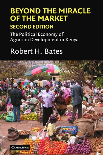 Beyond the Miracle of the Market: The Political Economy of Agrarian Development in Kenya (Political Economy of Instituti