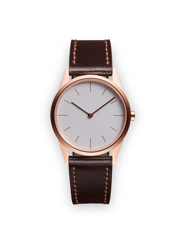 Uniform Wares Damen-Armbanduhr C33_SRG_W1_COR_BRN_1618S_01