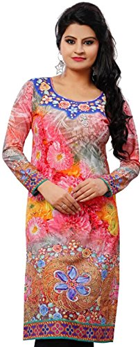 Vibrant-Digital-Print-Long-Tunics-Kurti-Tops-Tunics-Multiple-Styles-colors