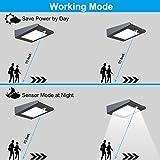 2-Pack-30-LED-Solar-Lights-Outdoor-AvaspotUpgraded-VersionSolar-Powered-Security-Light-Wireless-Waterproof-Motion-Sensor-Solar-Light-Outdoor-Wall-Light-for-Patio-Deck-Garden-Garage