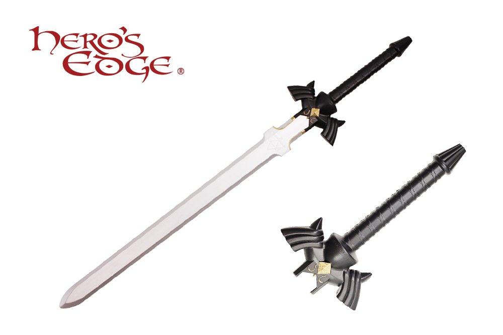 SwordMaster - 38'' Foam Padded Dark Link's Zelda Master Sword Twilight Princess LARP Cosplay by MysticalBlades