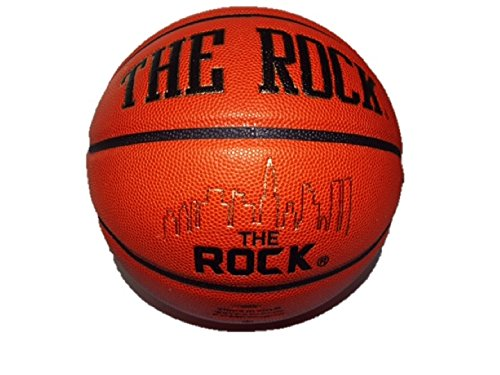 (The Rock Official Basketball. Core to Cover Technology. Deep Pebble Channel. Comes with a Certificate of Authenticity. Official Size Basketball. (McCain & Palin))