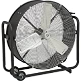 Strongway Tilting Direct Drive Drum Fans - 30in., 8900 CFM, 1/4 HP