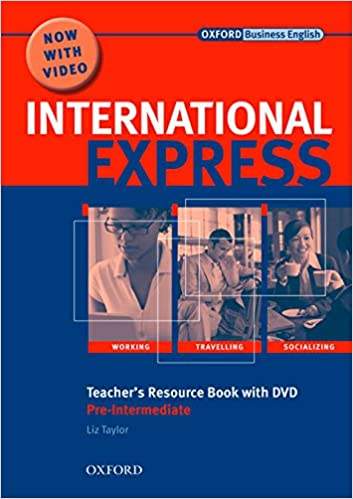 International Express Pre Intermediate Teacher Book