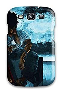 New Style SuzanneW Afro Samurai Anime Game Premium Tpu Cover Case For Galaxy S3