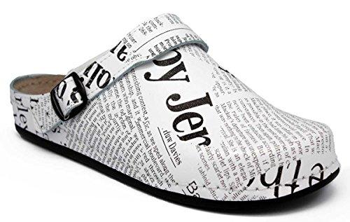 "AWC–Calzado de trabajo ""drop Base"" Zeitung"