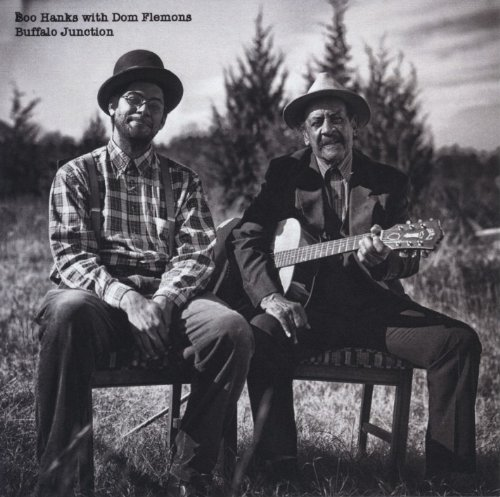 Price comparison product image BOO Hanks & DOM Flemons- Buffalo Junction ( Blues )