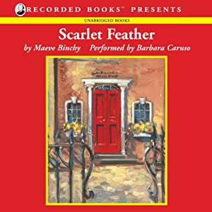 Scarlet Feather Hörbuch
