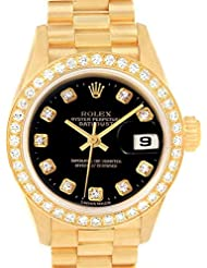 Rolex Datejust Automatic-self-Wind Female Watch 79138 (Certified Pre-Owned)