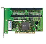 HighPoint 454 4-Channel  PCI ATA RAID Controller