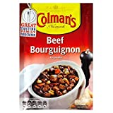 Colman's Beef Bourguignon Sauce Mix (40g) - Pack of 6
