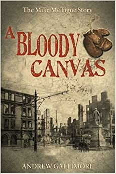 Mejortorrent Descargar A Bloody Canvas: The Mike Mctigue Story Gratis Formato Epub