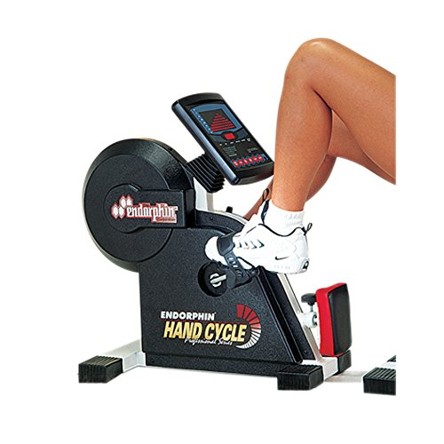 Endorphin 10-3650 Lower Body Ergometers 300 E3 with Foot Pedal, 28'' Length x 16'' Width by Endorphin (Image #1)