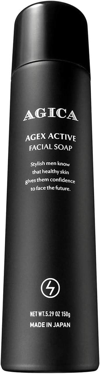 AGICA (アジカ) 『AGICA  FACIAL SOAP』