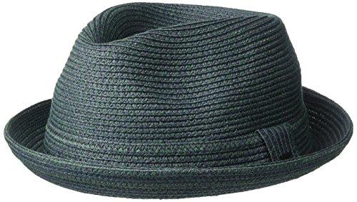 Bailey of Hollywood Mens Billy Braided Fedora Trilby Hat