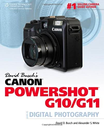 amazon com david busch s canon powershot g10 g11 guide to digital rh amazon com canon g10 instruction manual download canon powershot g10 instruction manual