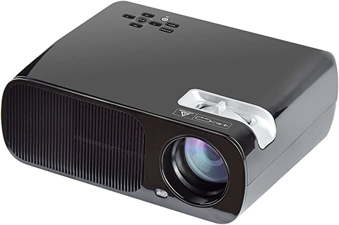 YUNTAB WiFi Android Projector, 1080p HD Supported, with 200