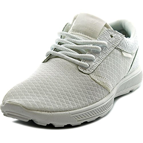 Supra Womens Womens Hammer Run White White Shoes Size 8.5